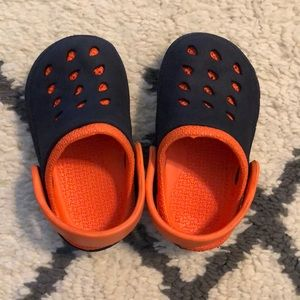 Toddler Slip-On Croc Style Shoes
